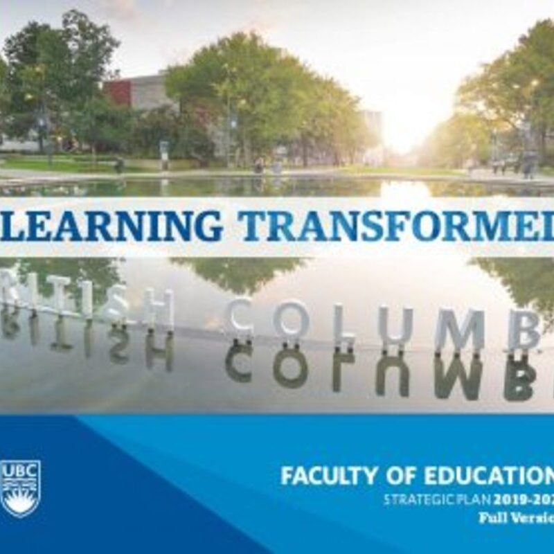 Faculty Strategic Plan