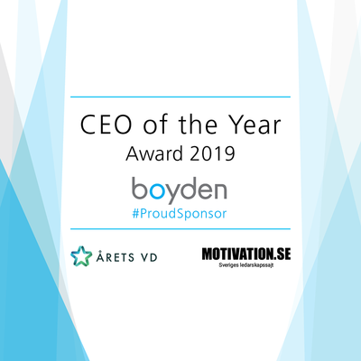 An interview with Elise Andström, Judge for Motivation.se's CEO of the Year Award 2019