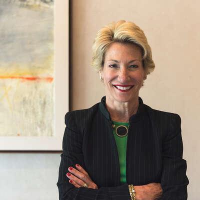Boyden CEO Trina Gordon is recognized with the AESC Lifetime Achievement Award