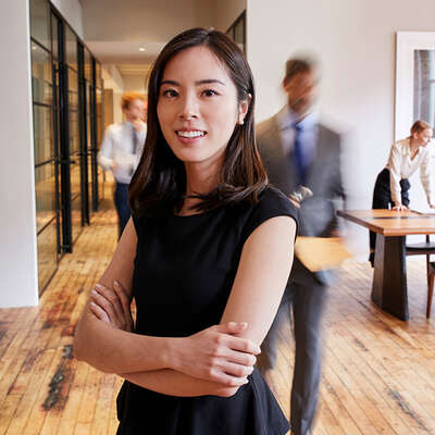 Boyden Diversity Study: Furthering Female Leadership
