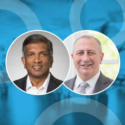 Dharma Chandran and Barry Bloch: Boyden Leadership Consulting Partners