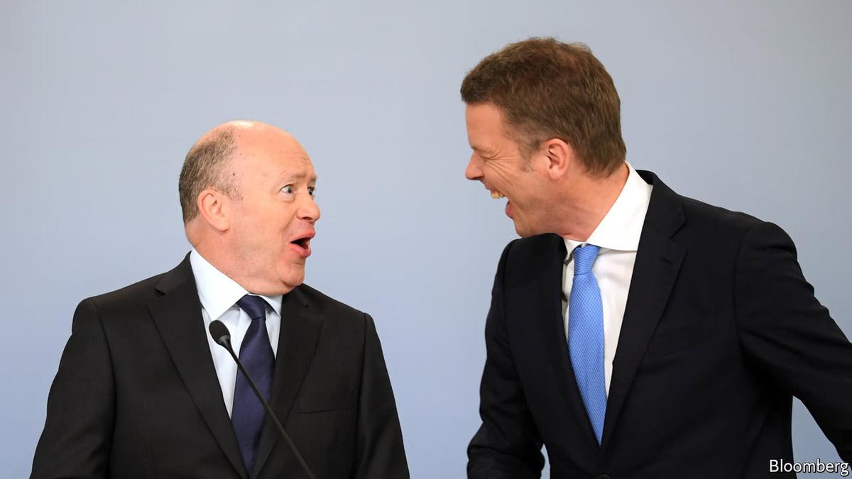 Executive Hiring New Deutsche Bank CEO Boyden Executive Search