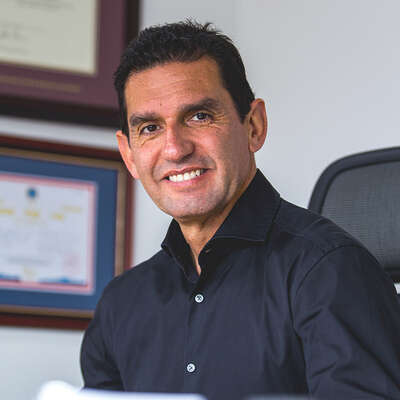 FASTCO's Hernán Leal