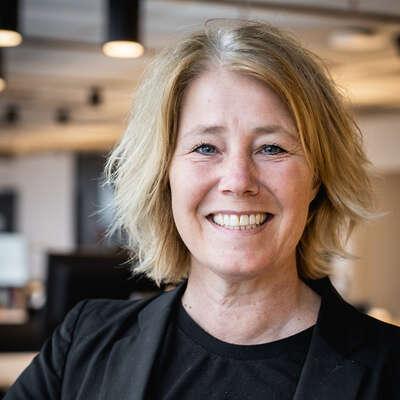 Interview with Johanna Frelin, CEO of Tengbom