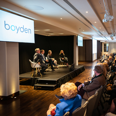 Unintended Consequence | Boyden Annual Assembly 2019 | Key Takeaways