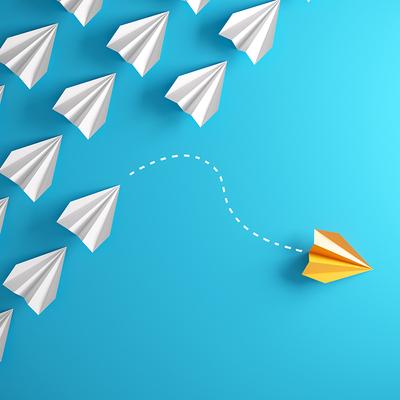 Why do senior executives choose to become interim leaders?